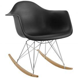 Sandy Plastic Lounge Chair