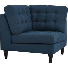 Tsarina Upholstered Fabric Corner Sofa