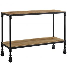 """Elevation 42"""" Wood TV Stand"""