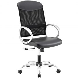 Symbol Mesh and Vinyl Office Chair
