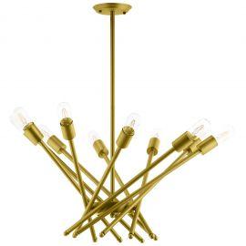 Adore Brass Metal Pendant Light
