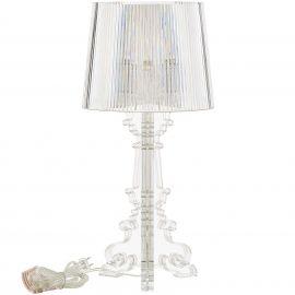 Aurora Petite Acrylic Acrylic Table Lamp