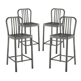 Clang Counter Stool Set of 4