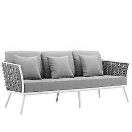 Posture Outdoor Patio Aluminum Sofa