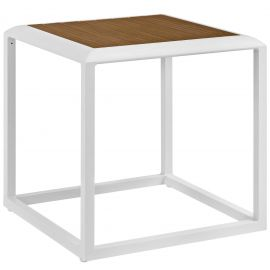 Posture Outdoor Patio Aluminum Side Table