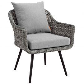 Strive Outdoor Patio Wicker Rattan Armchair