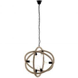 Trevin Rope Pendant Chandelier