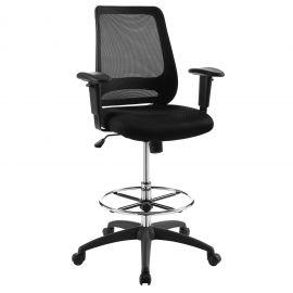 Eleanor Mesh Drafting Chair