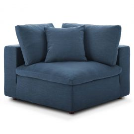 Mingle Down Filled Overstuffed Corner Chair