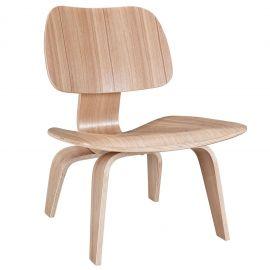 Gauge Wood Lounge Chair