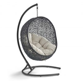 Encage Swing Outdoor Patio Lounge Chair