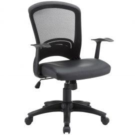 Throb Vinyl Office Chair