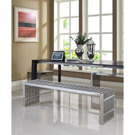 Grid Benches Set of 3