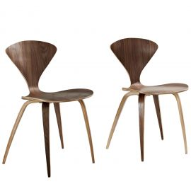 Swirl Dining Chairs Set of 2