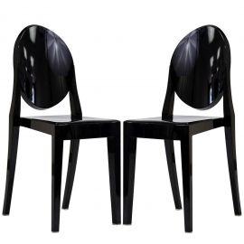 Milan Dining Chairs Set of 2