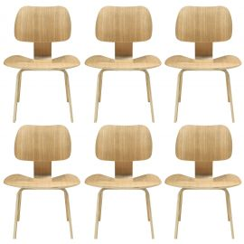 Gauge Dining Chairs Set of 6