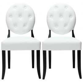 Pin Dining Chairs Set of 2