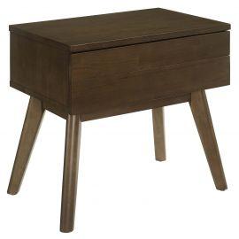 Eternally Wood Nightstand