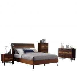 Haley 5 Piece Queen Bedroom Set
