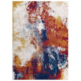 Juliana Adeline Contemporary Modern Abstract 5x8 Area Rug