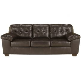 Signature Design by Ashley Alastair Sofa in Chocolate DuraBlend