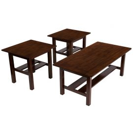 Signature Design by Ashley Lynn 3 Piece Occasional Table Set