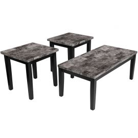 Signature Design by Ashley Aileen 3 Piece Occasional Table Set